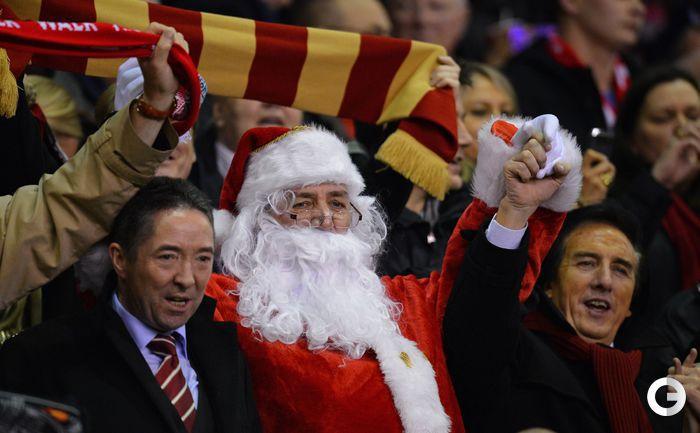 """Ливерпуль"" – ""Фулхэм"" 4:0. Фото AFP."