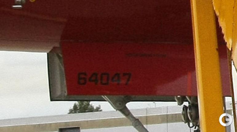07,09.2009. Борт 64047 в Уэльсе.