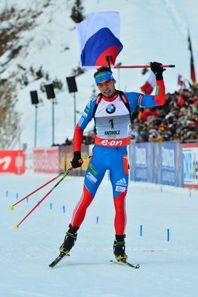 Победитель гонки преследования - Антон ШИПУЛИН.