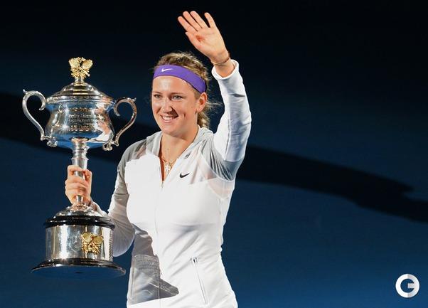 Виктория Азаренко - победительница Australian Open