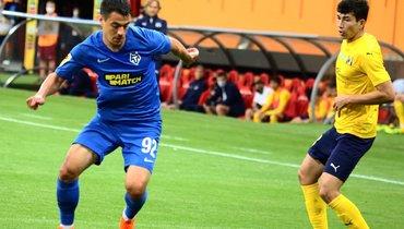 «Ростов» сминимальным счетом победил «Тамбов». Единственный гол забил Мамаев