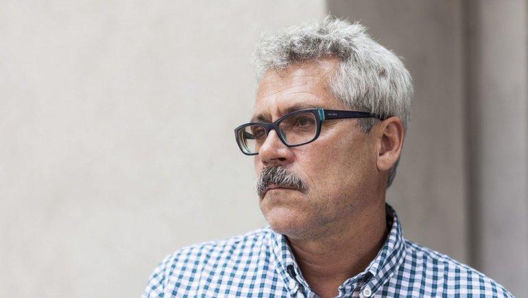 Григорий Родченков. Фото The New York Times.