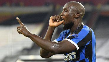 «Интер» выиграл у «Байера» ивышел вполуфинал Лиги Европы, Лукаку забил победный гол