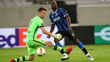 «Интер» и «МЮ» сделали шаг кфиналу мечты, Лукаку установил рекорд Лиги Европы