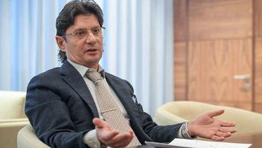 Владелец «Сочи» Ротенберг рассказал освоих отношениях сФедуном