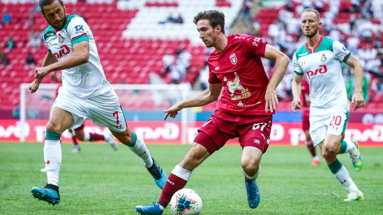 «Рубин» примет «Локомотив» вматче 1-го тура РПЛ. Фото ФК «Рубин»