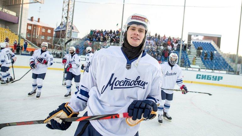 Егор Спиридонов. Фото ХКСКА-Нева