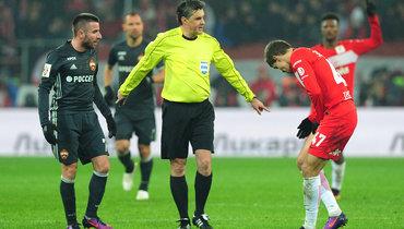 «Как можно представить, что дали команду судить против «Спартака»?» Арбитр ФИФА неверит взаговор