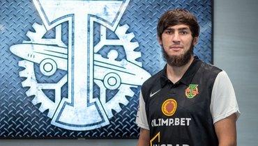 Бывший игрок «Тамбова» Калмыков перешел в «Торпедо»