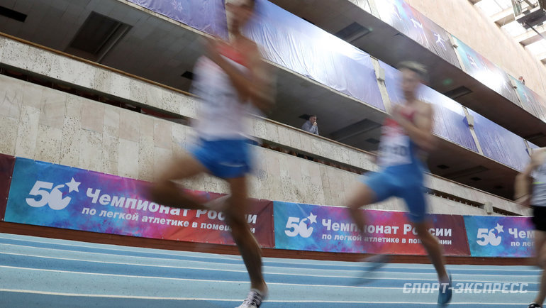 ВФЛА вполном объеме выплатила штраф World Athletics. Фото Федор Успенский, «СЭ» / Canon EOS-1D X Mark II