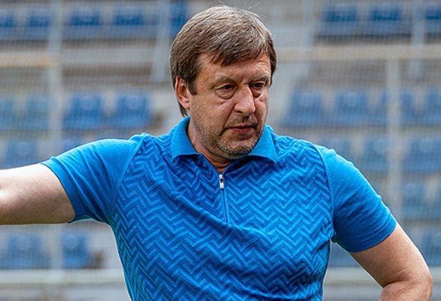 Сергей Жуков. Фото ФК «Сатурн»