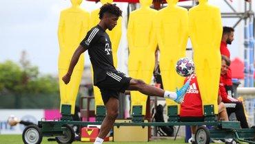 Флик заявил, что Коман готов кматчу с «Барселоной»