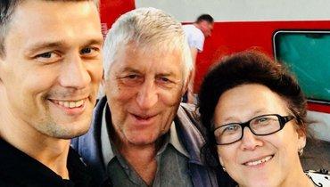 «Унас что, надворе 37-й год?» Мать арбитра Казарцева пожаловалась натравлю сына