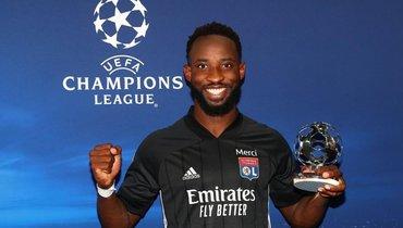 Дембеле считает, что теперь «Лион» стал топовой командой