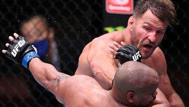 Миочич— лучший тяжеловес вистории UFC. Кормье повержен