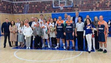 ВПерми открылся музей баскетбола