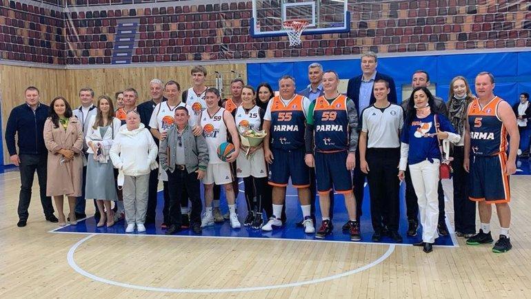 Вуниверсальном дворце спорта «Молот» открылся музей баскетбола. Фото instagram.com