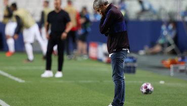 Президент «Барселоны» заявил, что Сетьен уволен