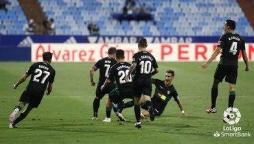 «Жирона» и «Эльче» пробились вфинал плей-офф завыход влалигу