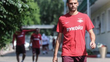 Экс-защитник «Спартака» Петкович покинул «Тонделу». Наигрока претендует «Войводина»