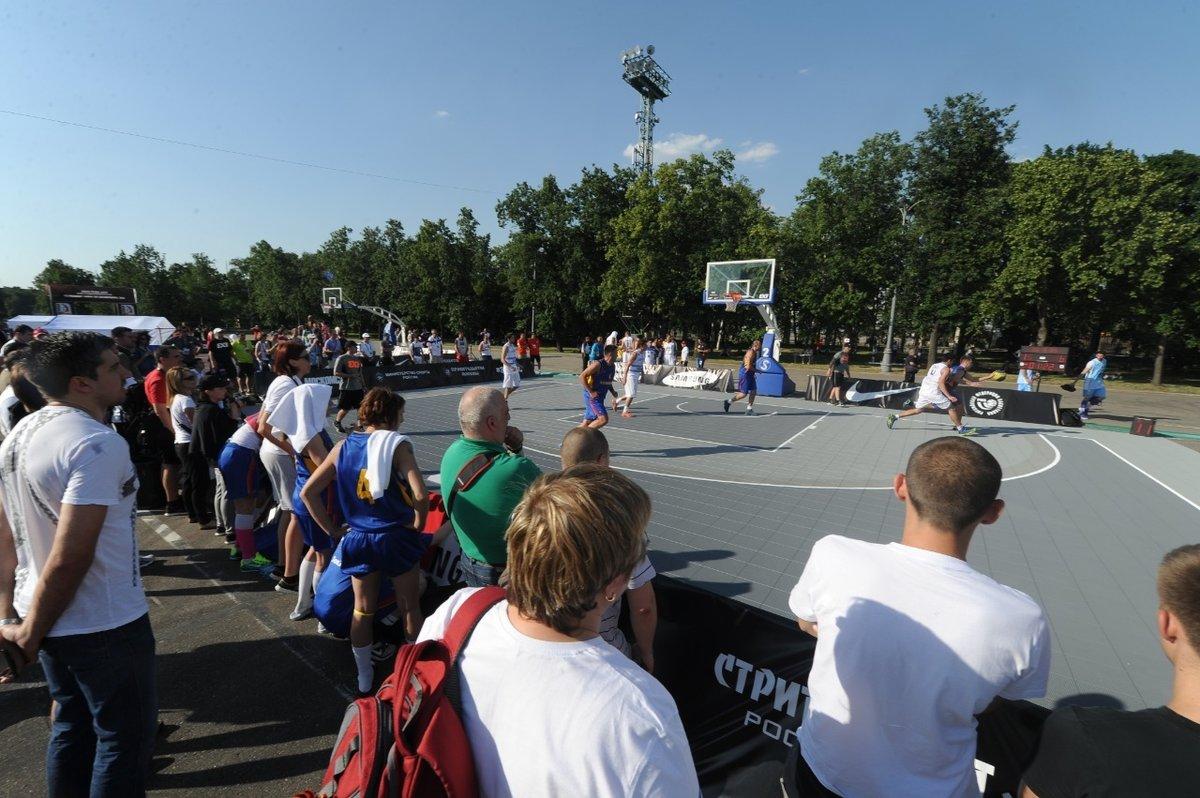 ПСБ поддержит строительство площадок для уличного баскетбола вСтаврополье
