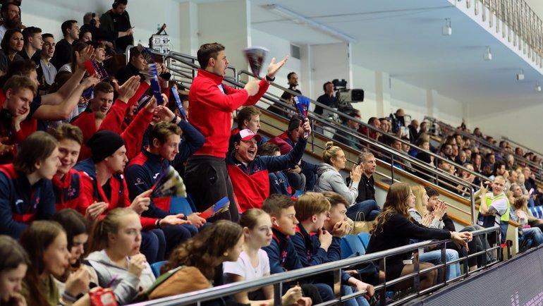 Москва примет «Финал четырех» женского Кубка России— первый турнир нового сезона. Фото Федерация гандбола России