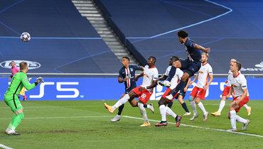 «Лейпциг»— «ПСЖ»: все голы матча
