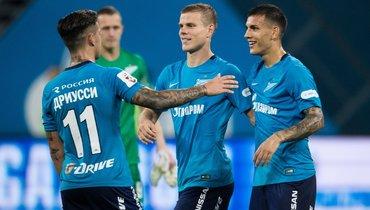 «Браво, Лео!» Кокорин поздравил Паредеса свыходом вфинал Лиги чемпионов