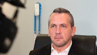 Генеральный директор «Зенита» поддержал Кириленко навыборах главы РФБ
