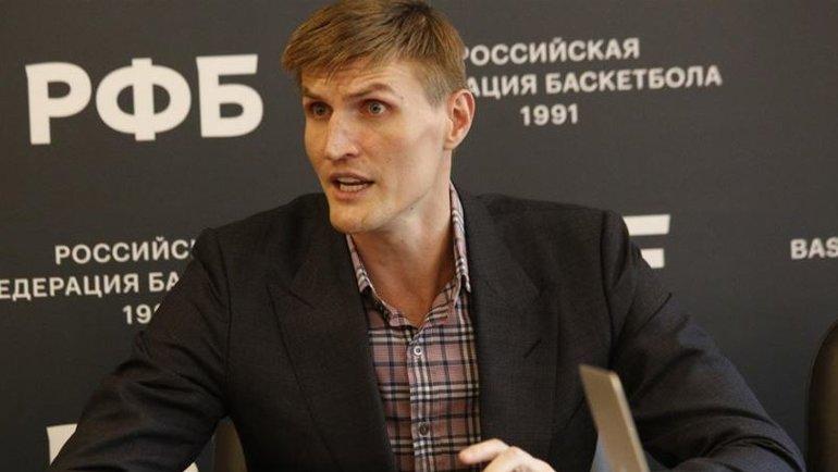 Андрей Кириленко. Фото Пресс-служба РФБ