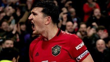 Капитана «Манчестер Юнайтед» Магуайра задержали вГреции задраку сполицейскими