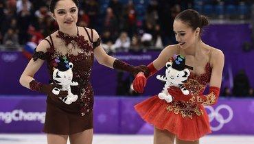 Медведева выступит надвух первых этапах Кубка России, Загитова незаявлена