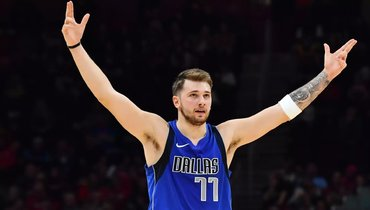 Дончич установил рекорд «Далласа» ивошел висторию НБА
