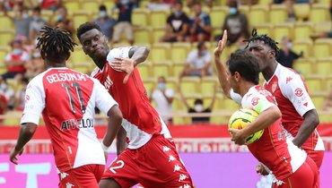 «Монако»— «Реймс»: все голы матча