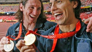 Вэтот день Месси выиграл единственное золото сосборной Аргентины. Зато олимпийское!