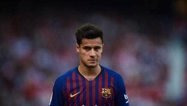 Куман готов вернуть Коутинью в «Барселону»