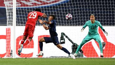 «Бавария» победила «ПСЖ» ившестой раз выиграла Лигу чемпионов