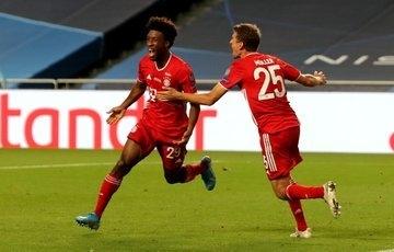«Бавария» установила рекорд Лиги чемпионов, выиграв в11-м матче подряд