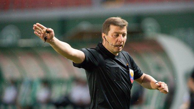 Михаил Вилков. Фото ФК «Зенит»