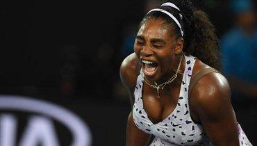 Серена Уильямс провела самый продолжительный матч с2012 года