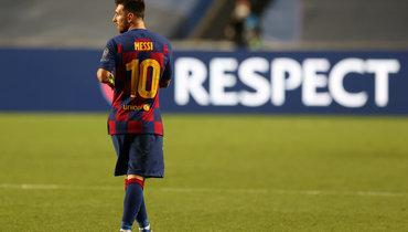 Линекер надеется, что «Барселона» позволит Месси уйти