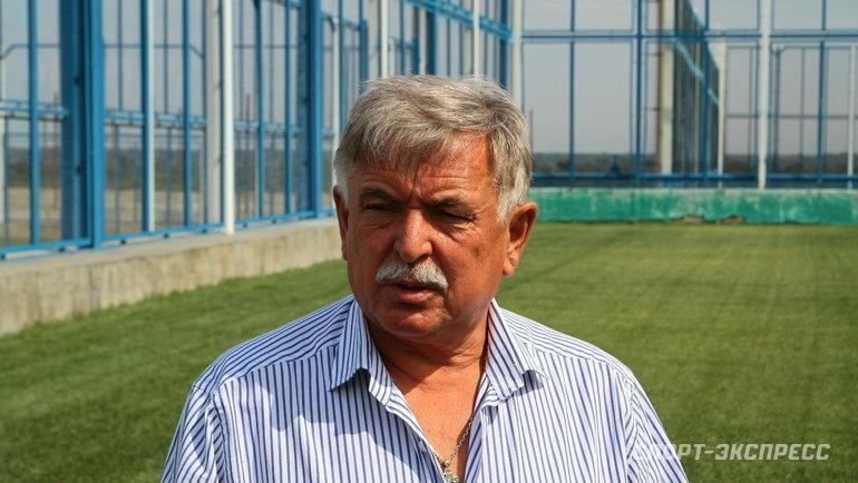 Владимир Горюнов. Фото Юрий Голышак, «СЭ»