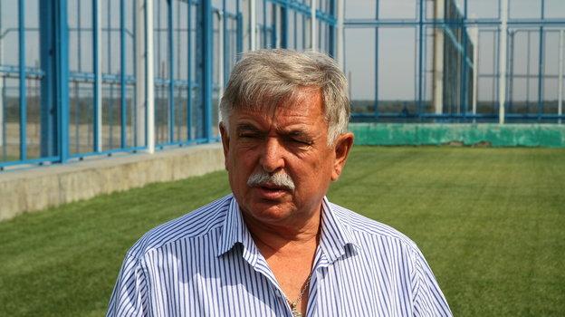 """Владимир Горюнов. Фото Юрий Голышак, """"СЭ"""""""