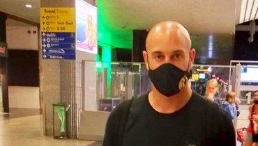 Рейна прибыл вРим перед переходом в «Лацио»