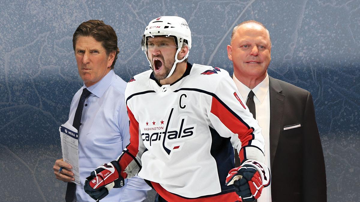 Кто станет новым тренером Овечкина? Вкандидатах— чемпионы НХЛ иканадский Знарок