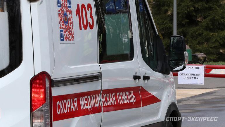Массажист «Енисея» весной ушел работать вбригаду скорой помощи. Фото Федор Успенский, «СЭ» / Canon EOS-1D X Mark II