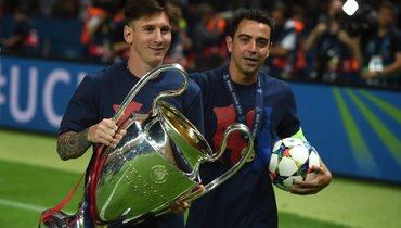 Месси уедет изКаталонии— рекорд Хави устоит?