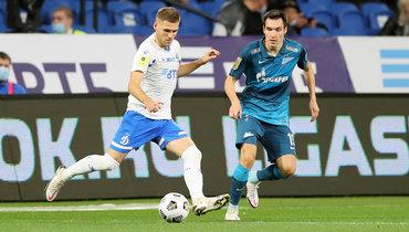 «Динамо» обжалует удаление Скопинцева