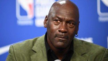 Майкл Джордан пообщался сигроками ируководителями клубов НБА