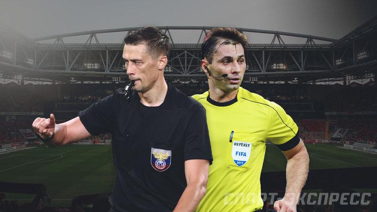 Василий Казарцев иАлексей Еськов.